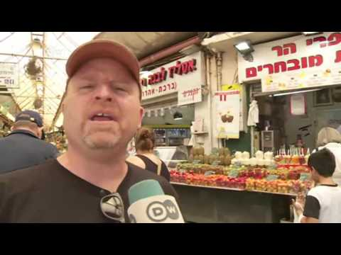 Trump visita Israel y Palestina