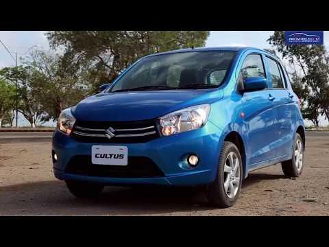 Suzuki Cultus | Expert Review