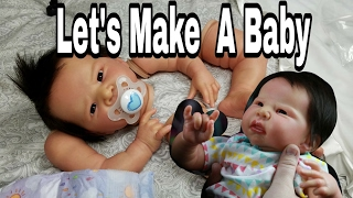 How To Make A REBORN BABY DOLL | Building A LIFELIKE Baby