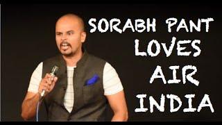 EIC Sorabh Pant Loves Air India