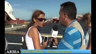 AGUSTIN ROSSI Ministro De Defensa De La Nación