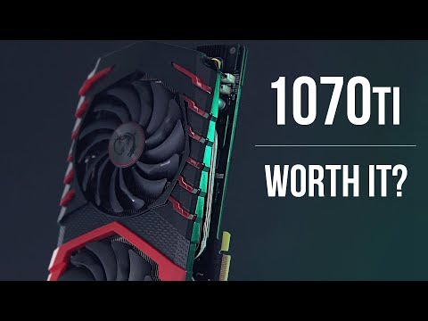 1070 Ti Strikes Back - MSI GTX 1070 Ti Gaming 8G Benchmarks!