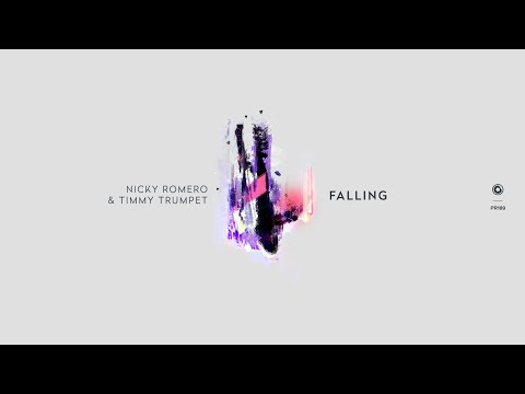 Nicky Romero & Timmy Trumpet - Falling (Official Lyric Video)