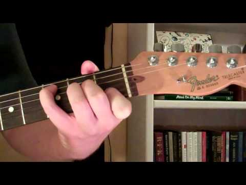How To Play the C6 Chord On Guitar (C sixth) 6th