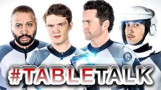 Rooster Teeth Talks 'Lazer Team' At Fantastic Fest! #TableTalk
