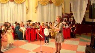 """Саксофонистка Дарья Бабичева - """"Euphoria"""""""