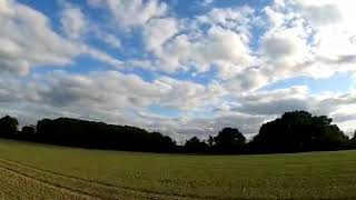 Oysterly field GoPro FPV Flight