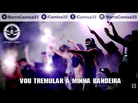 """""""Vou tremular a minha bandeira"""" Barra: Camisa 33 • Club: Remo"""