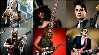 10 of the best Guitarists in the World