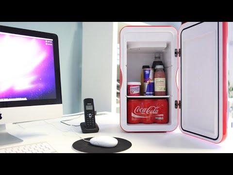 Mobicool F16 Minikühlschrank - UNBOXING - Techcheck