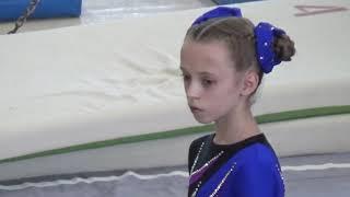 Майские соревнования; Лосинкова Софья; Спортивная гимнастика