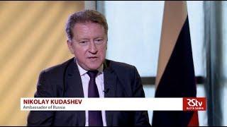 Indian Standard Time: Nikolay Kudashev, Ambassador of Russia