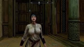 Skyrim (mods) - Gretel - Test: TBBP Animations [XB1]