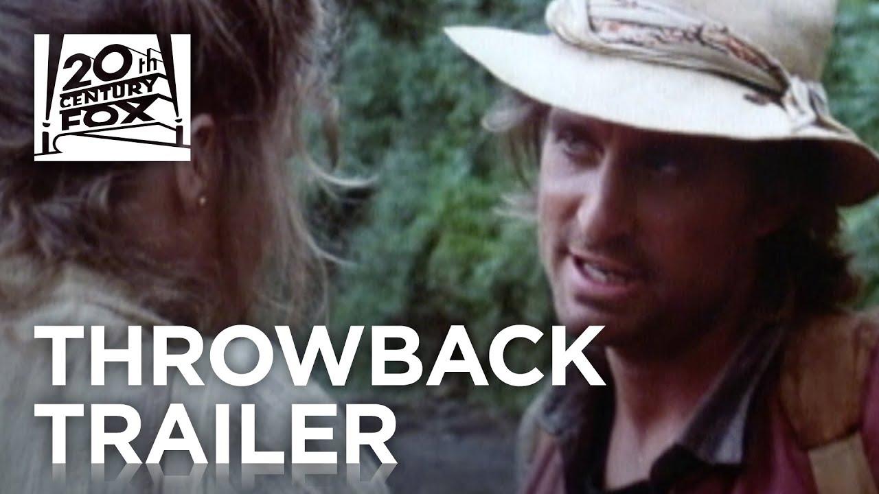 >Romancing the Stone | #TBT Trailer | 20th Century FOX