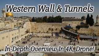 Western Wall, Western Tunnels Overview Tour: Kotel, Jerusalem, Holiest Site in Judaism, Wailing Wall