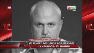 El Burro: Uno de los llamados más recordados del programa de El Rumpy