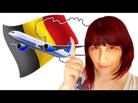 Эмигрировать в Бельгию? Легко // Как Уехать в Европу без денег? Эмиграция в Европу - легкий способ