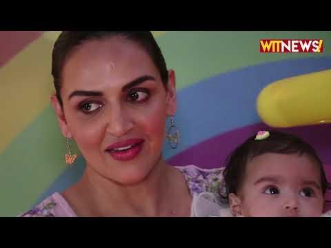 Hema Malini , Soha Ali Khan ,Taimur At  Esha Deol Daughter 's Birthday Bash