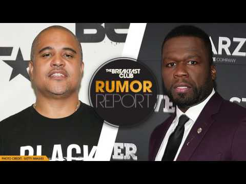 50 Cent Responds To Irv Gotti's Breakfast Club Interview: I'll Slap Sh**t Out Of You