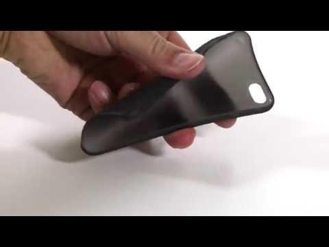 ArktisPRO iPhone 6 Hülle Case Matt-Schwarz