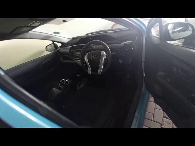 Toyota Aqua S 2014 for Sale in Multan