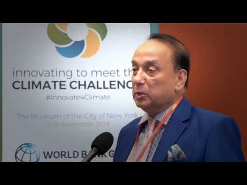COP23: AQI Chowdhury, Finlay International