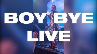 BOY BYE   BROCKHAMPTON LIVE IN TOKYO 81519