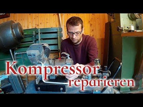 Kompressor Reparatur