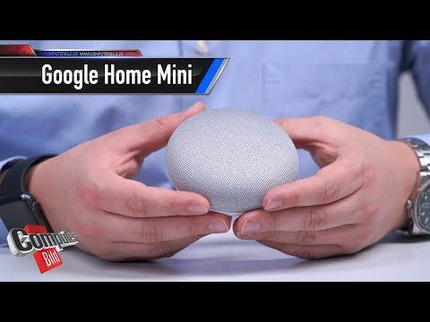 Google Home Mini im Check: Muss Amazon jetzt zittern?