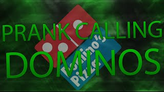 "[Part 1] Prank Calling Domino's ""Who Took Teisha Money?"""