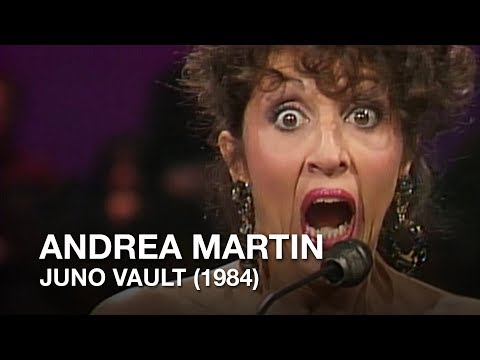 Andrea Martin: How to lose gracefully | Juno Vault