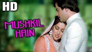 Mushkil Hain | Asha Bhosle, Mahendra Kapoor| Hum Tere Aashiq Hain Songs | Jeetendra, Hema