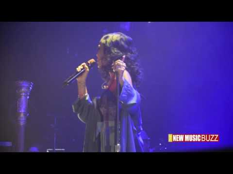 Jhene Aiko Living Room Flow Live 30 Days In L A Avalon
