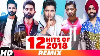 12 Hits Of 2018  | Video Jukebox | Hit Punjabi Songs 2018 | Speed Records