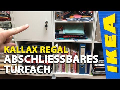 Ikea Kallax abschließbar - Tür zum Abschließen