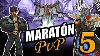 Batallas de Maratón PVP #5 - Mutants Genetic Gladiators