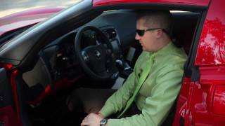 How to Enter & Exit a Corvette With a Dead Battery - Ross Downing Chevrolet