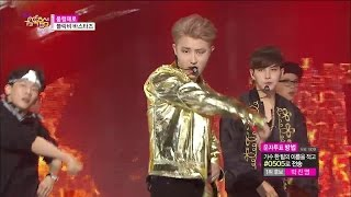 【TVPP】Block B-BASTARZ - Zero For Conduct, 블락비 바스타즈 - 품행제로 @ Show Music Core Live