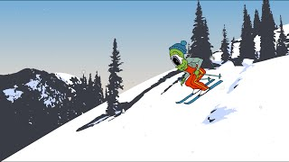 Ski Technique - Physics 101