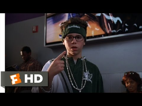 Soul Plane (5/12) Movie CLIP - The Only White People (2004) HD