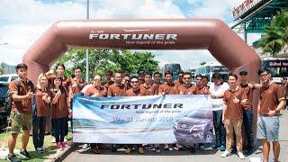 รีวิว Toyota Fortuner 2015 พรีเมียมเอสยูวี ดีไซน์หรู เปี่ยมด้วยสมรรถนะ