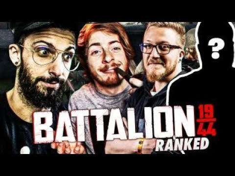 ENORME RANKED SUR BATTALION 1944 FEAT CYRIL , DEGUN ET PROQSK