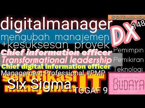 sertifikasi manajemen IT langkah menjadi CIO Project Management ...