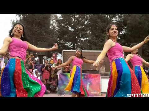 Foster City Holi 2018 - Dance Performance