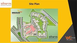 Migsun Atharva Floor Plan