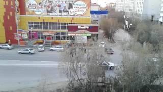 """Г.Якутск  """"бодливая коза"""" позор города"""