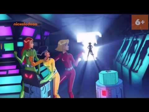 Totally Spies Season 6 episode 24 HD (ENG) Solo Spies !