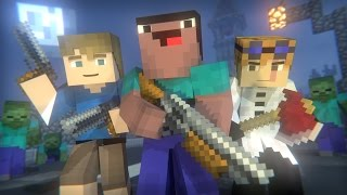 Download Video Blocking Dead: FULL ANIMATION (Minecraft Animation) [Hypixel] MP3 3GP MP4