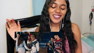 CNCO, Prince Royce   Llegaste Tú | REACTION
