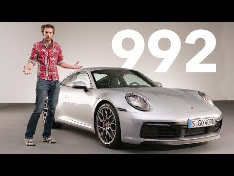 NEW Porsche 911 (992 Generation): In-Depth First Look - Carfection (4K)
